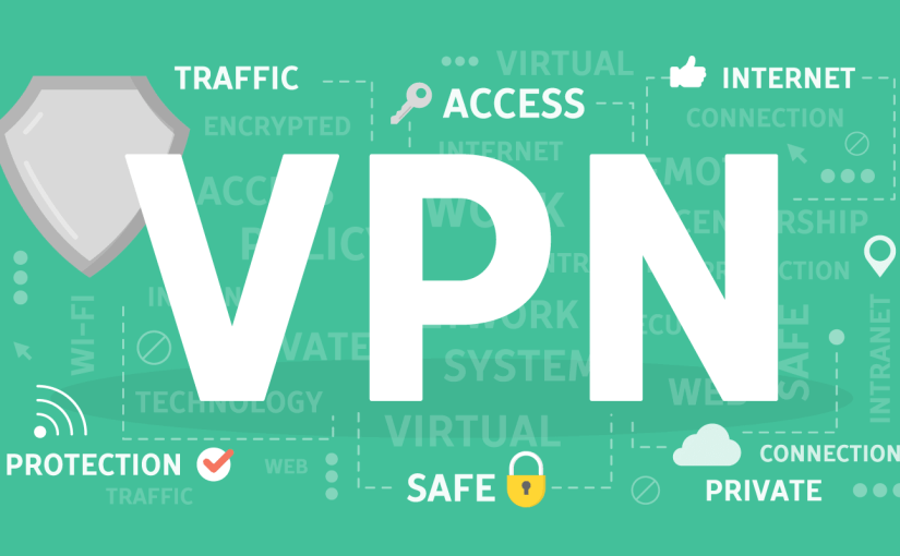 Working from home? Accessing services remotely? Use a VPN.